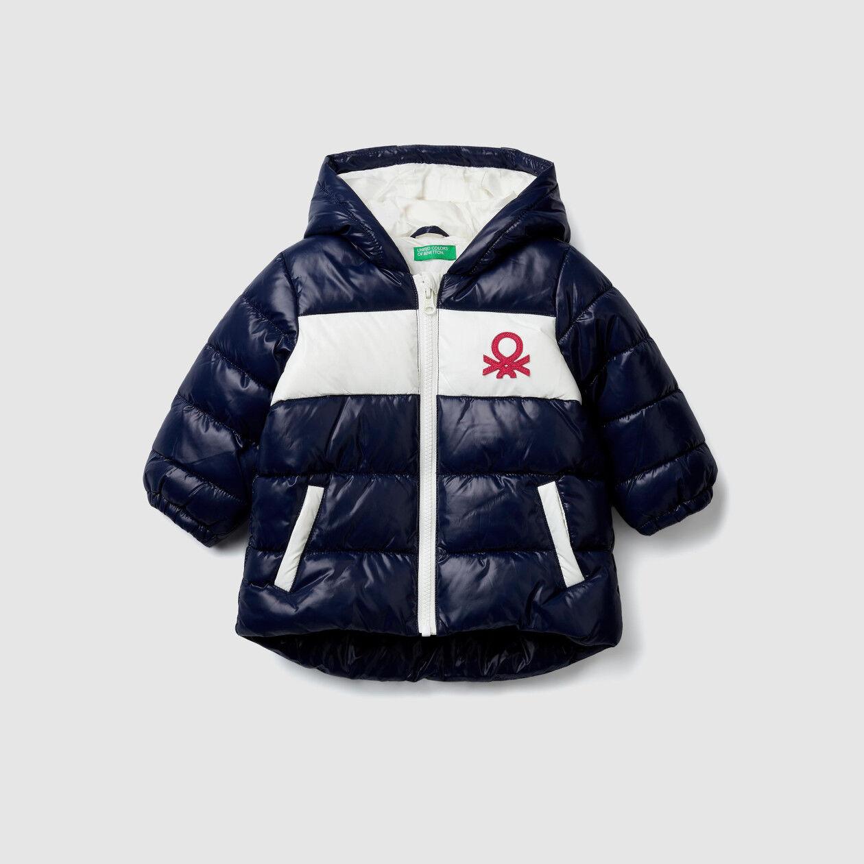 """Eco-Recycle"" padded jacket"