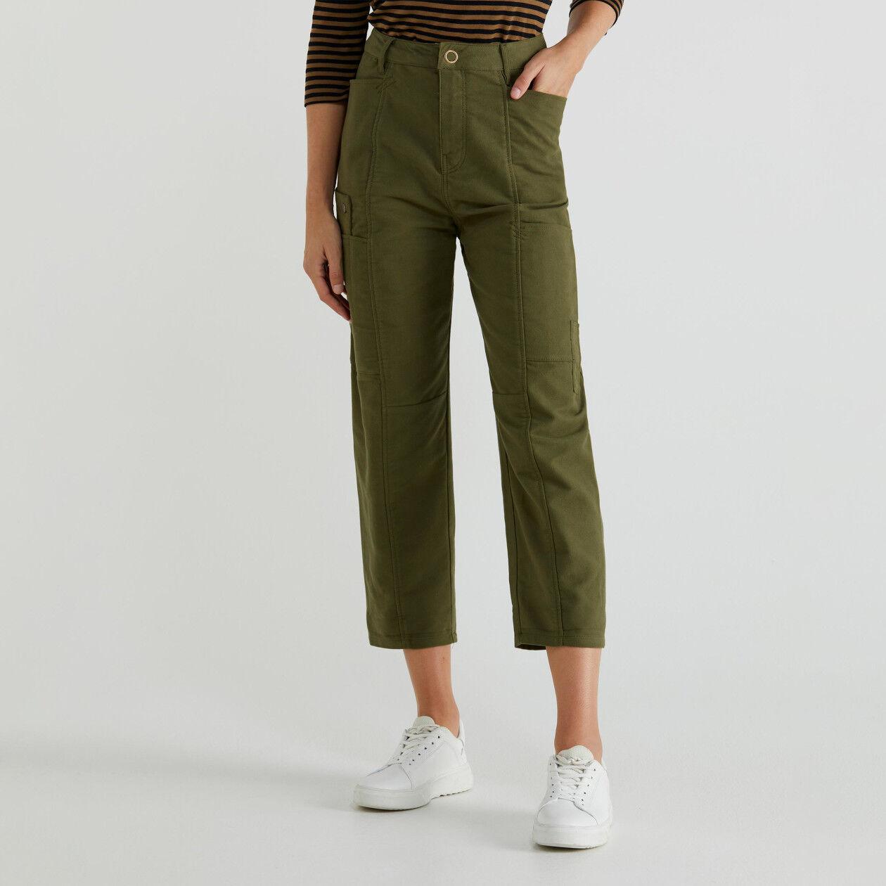 Moleskin trousers