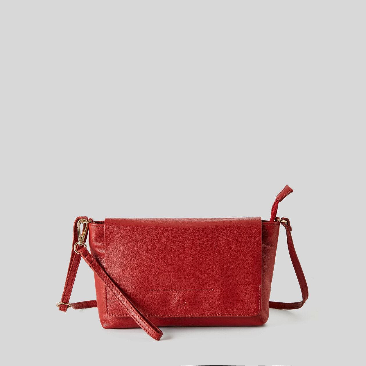 Crossbody and clutch bag