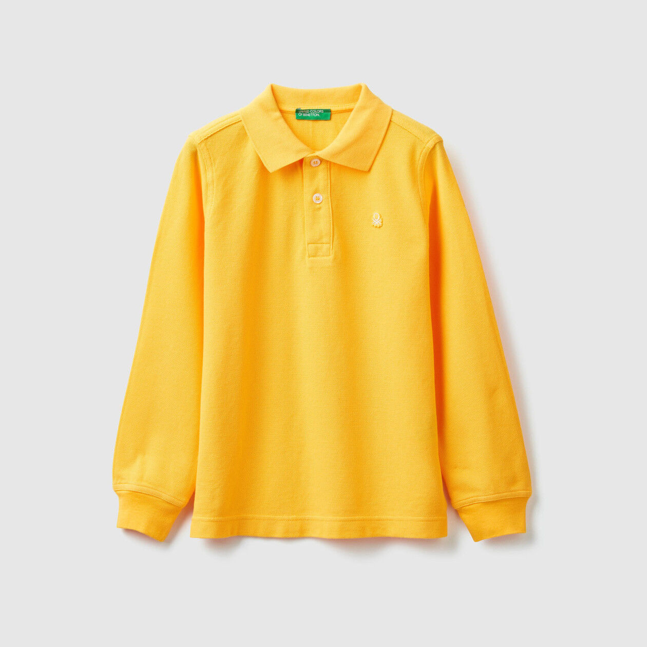 Polo in organic cotton