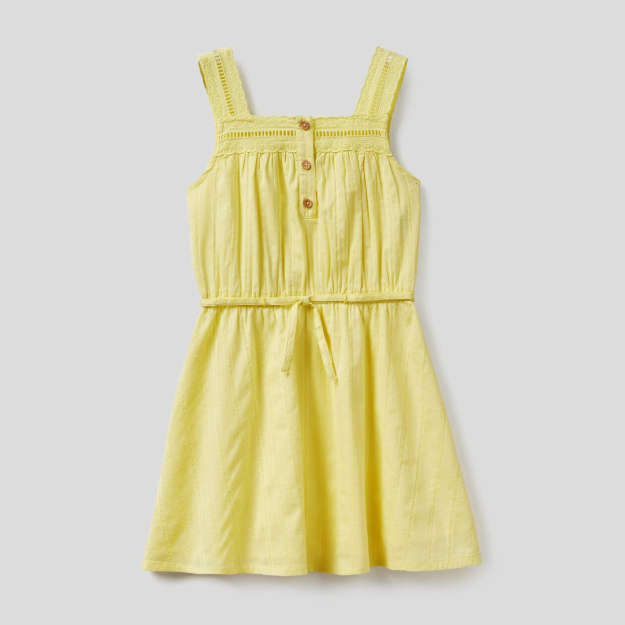 100% cotton lightweight dress