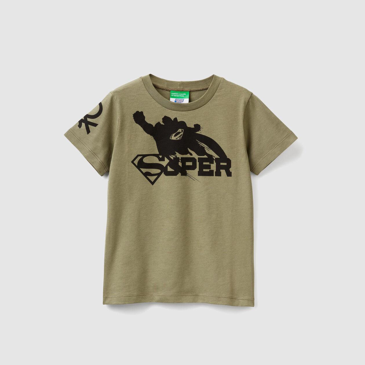 Short sleeve Superhero t-shirt