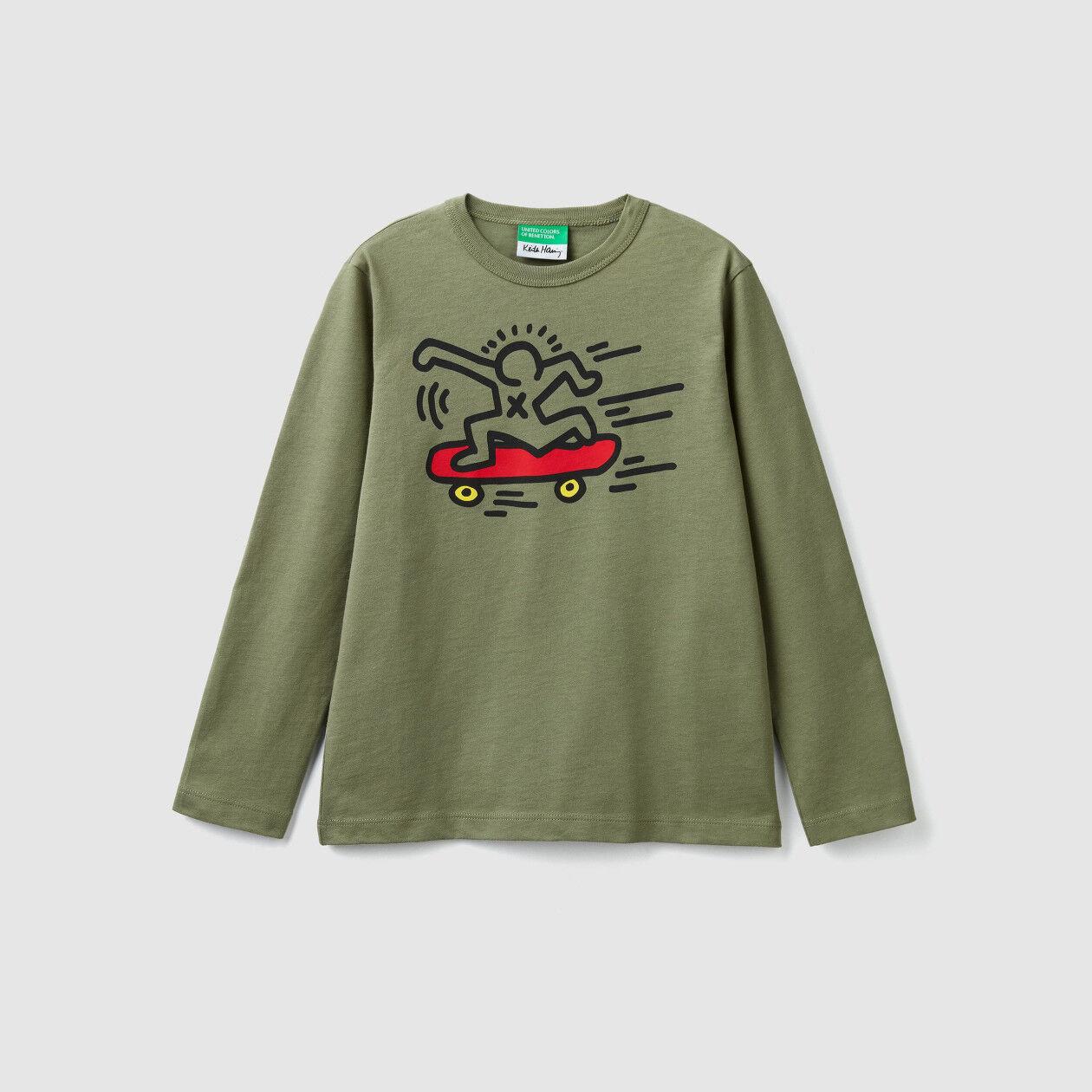 """""""Keith Haring"""" t-shirt"""