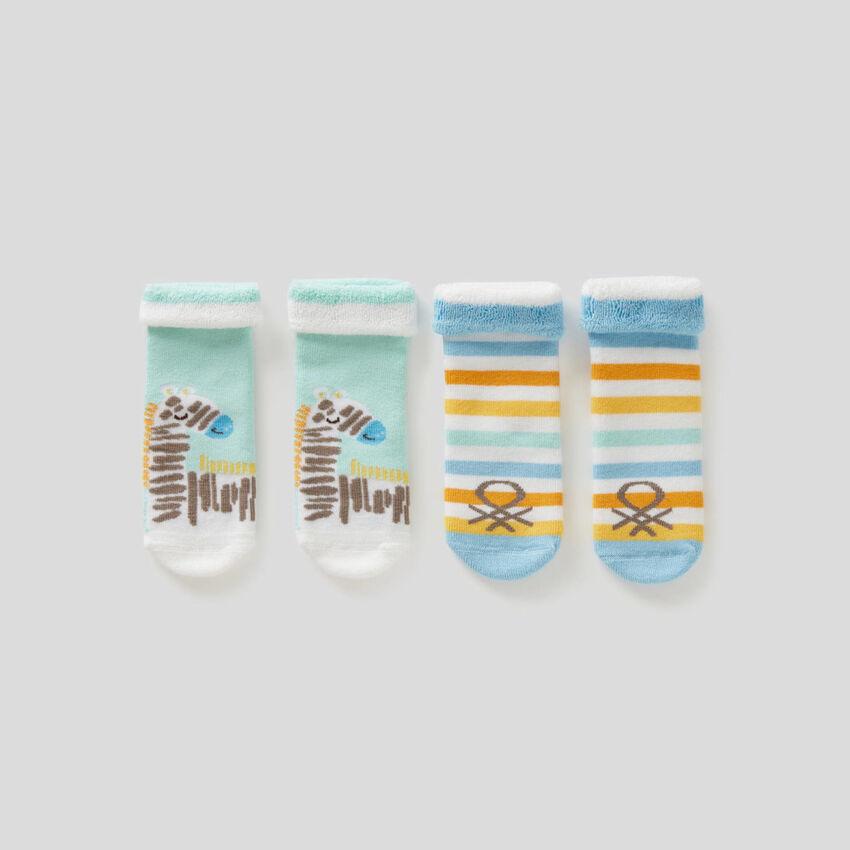 Terry sock set